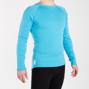 Pánske termo tričko - tyrkys