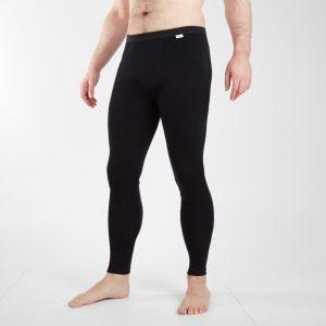 Pánske termo spodky - čierna
