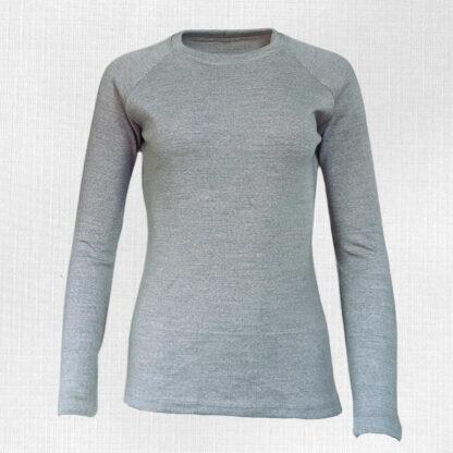 Teplé dámske tričko zo 100% merino vlny Lehota