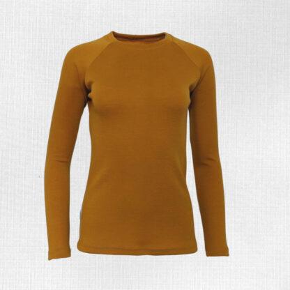 Hrubšie dámske merino tričko Lehota