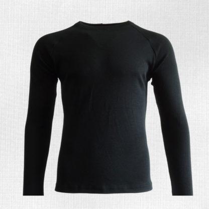 panske merino tričko liesek