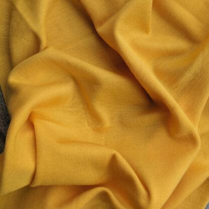 100% merino vlna - žltá