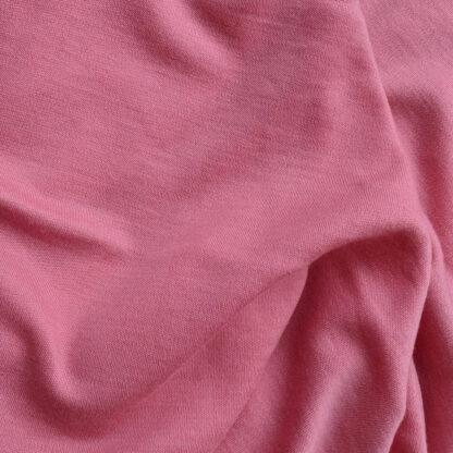 100% merino vlna - ružová