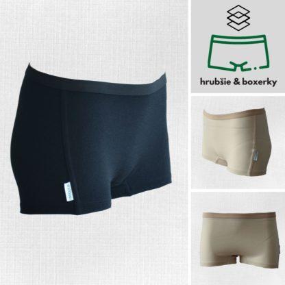 Dámske termo boxerky z merina