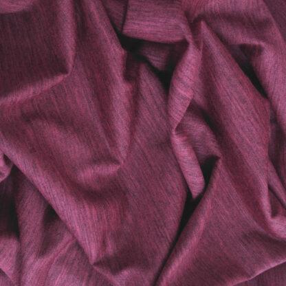Merino 100% - cyklámen ružový melír 150g
