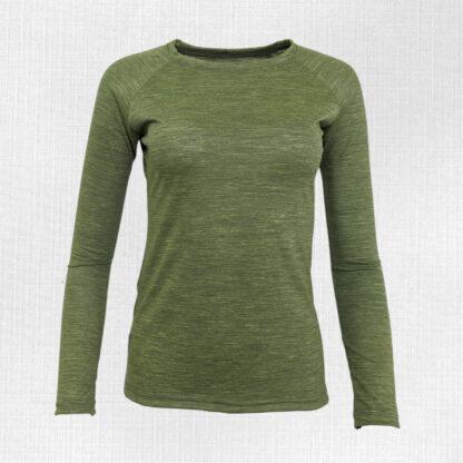 Dámske tričko Poľana 100% merino vlna