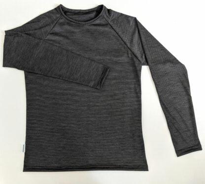 Pánske merino tričko s dlhým rukávom