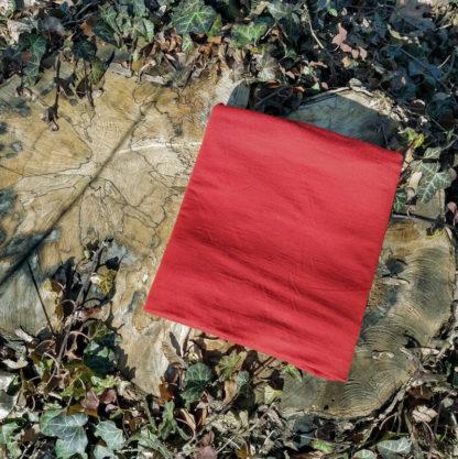 merino/elastan červená