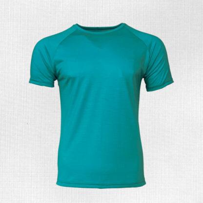 Pánske merino tričko s krátkym rukávom