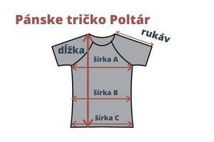Merino tričko Poltár