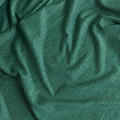 Merino 100% - smarard zelený melír 150g