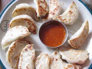 Nepalske tradičné jedlo Momo