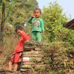 Trek pod Annapurnu