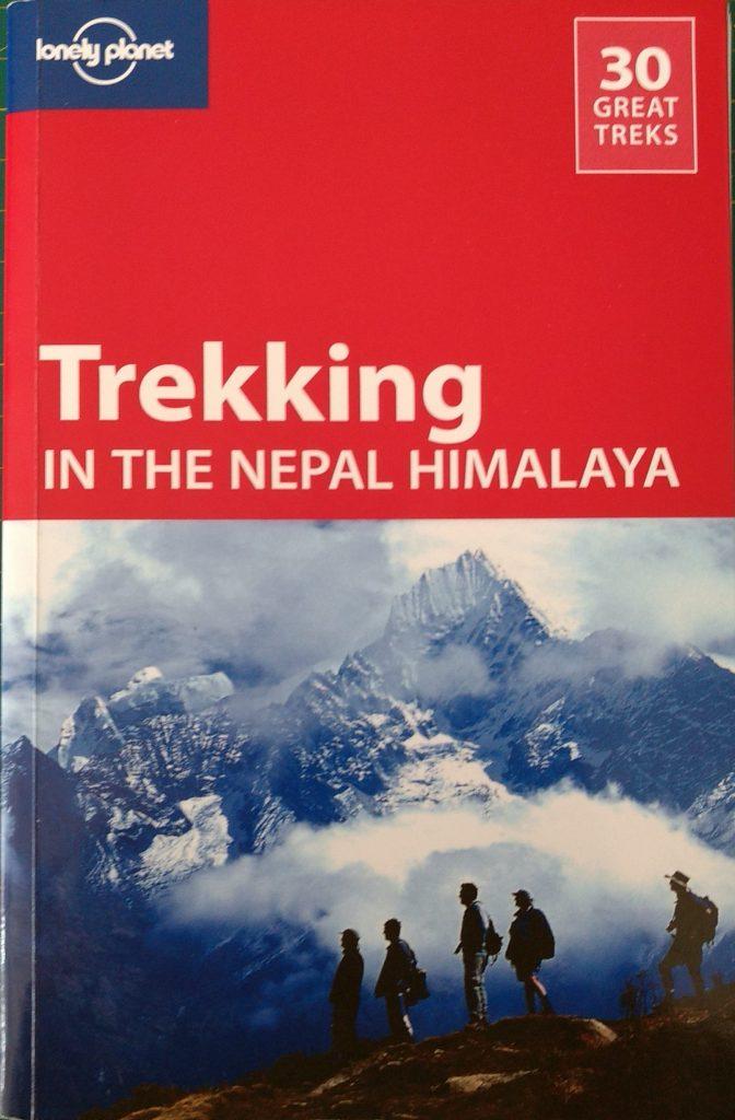 Lonely Planet trekking in Nepal