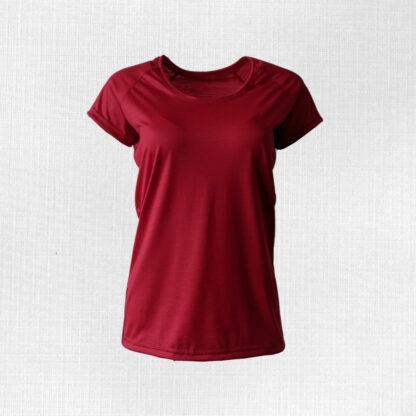 Dámske funkčné tričko krátky rukáv