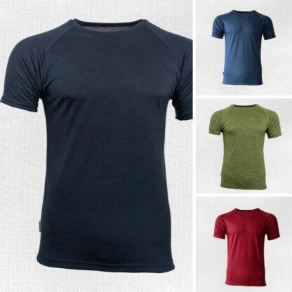Pánske tričká Poltár 100% merino