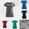 damske tričko Poruba z merino vlny