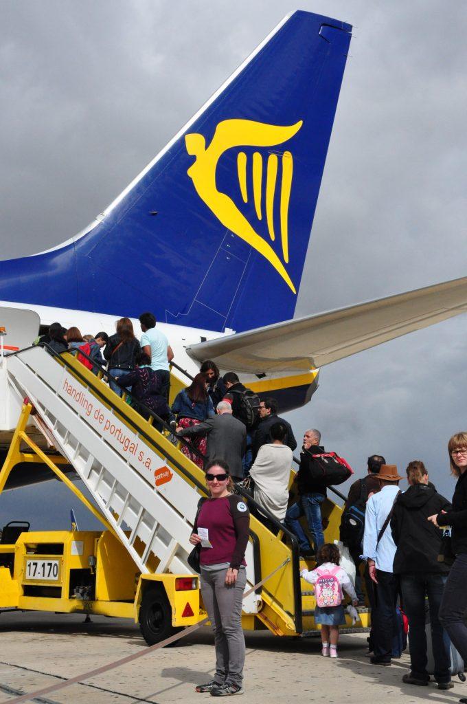 Azorske ostrovy Ryanair