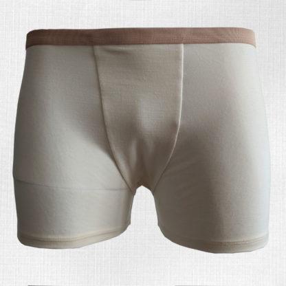 merino boxerky trstin kremove