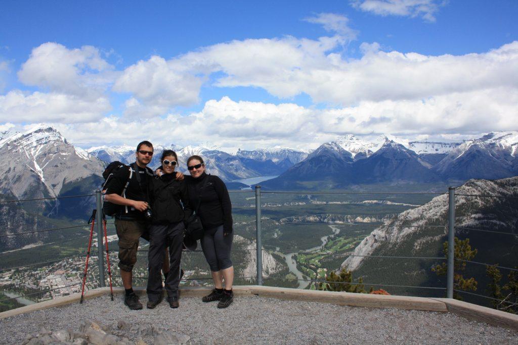 národné parky Kanady