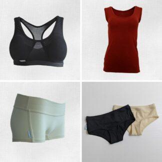 Dámske spodné prádlo