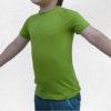 detské merino tričko