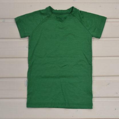 merin tričko pre deti zelené