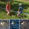 Detské termo tričko Gemer z vlny