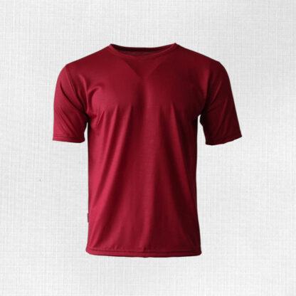 Pohodlné pánske merino tričko Dargov s krátkym rukávom