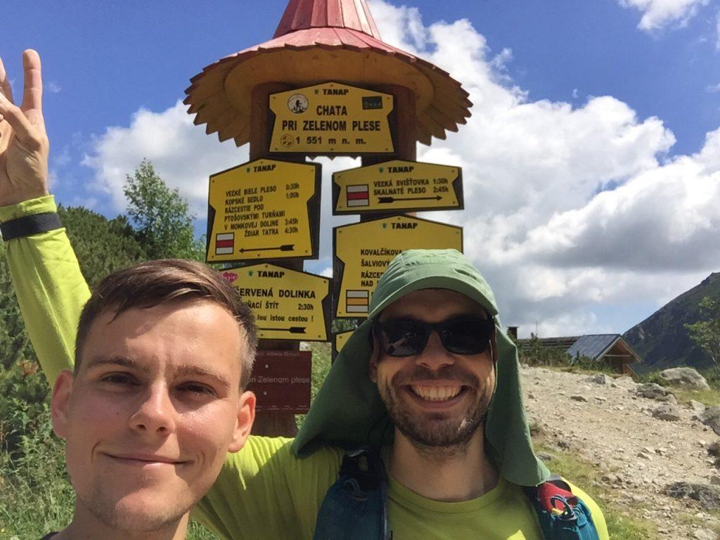 12ch trail vysoké tatry