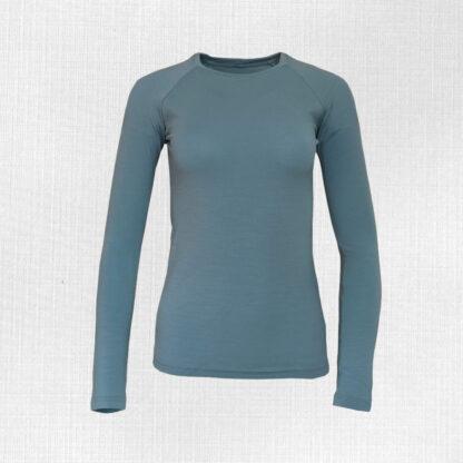 termo tričko z merina pre dámy s dlhým rukávom