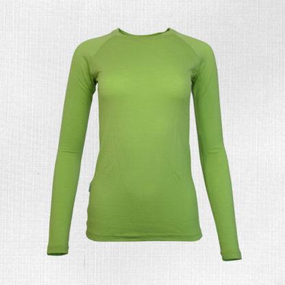 Termo tričko dámske Kremnica s dlhým rukávom z merina