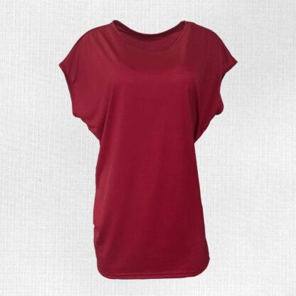 Pohodlné dámske merino tričko Bukovina