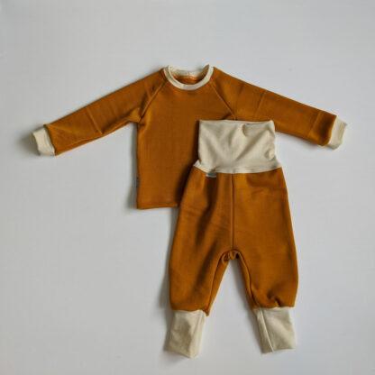 Termo oblečenie z merina pre bábätká