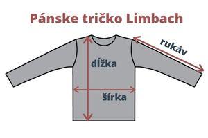 Merino trićko Limbach - miery