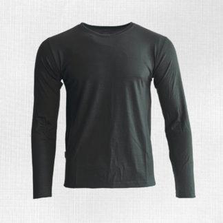 Tenké funkčné tričko s dlhým rukávom