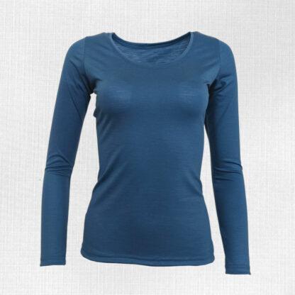Termo tričko dámske s dlhým rukávom