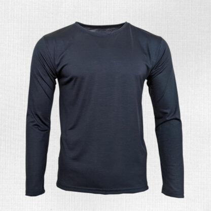 Merino termo tričko s dlhým rukávom pánske