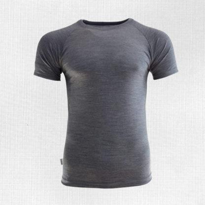 pánske merino tričko krátky rukáv