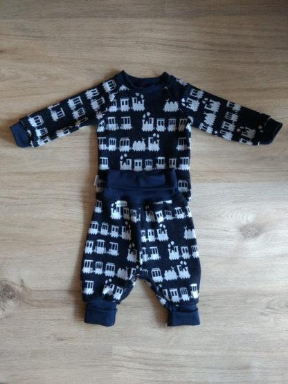 funkčné oblečenie pre bábatká