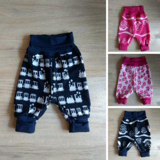 merino detské termoprádlo nohavice