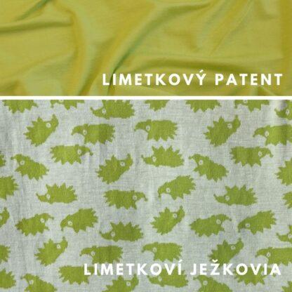 Ježko limeta - limeta patent