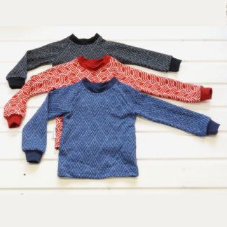 Detské merino tričko Volovec