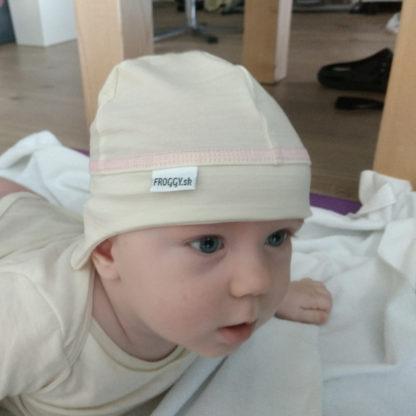 detská merino čiapka