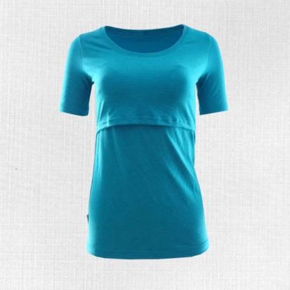 funkčné merino tričko na dojčenie