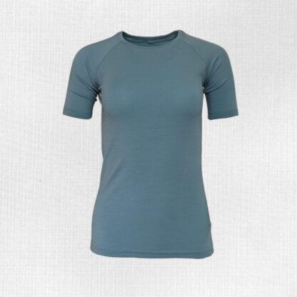Termo tričko elastické s krátkym rukávom merino