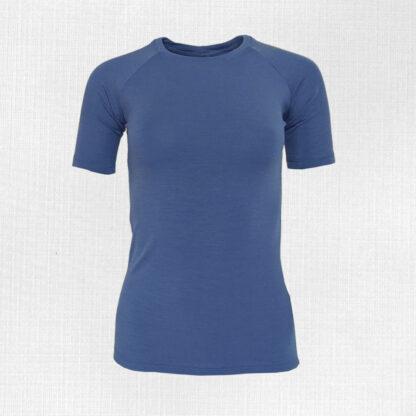 tenké elastické tričko z merina