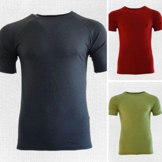 Pánske merino tričko Salatín