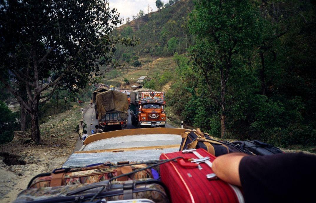 cestovať s príručnou batožinou