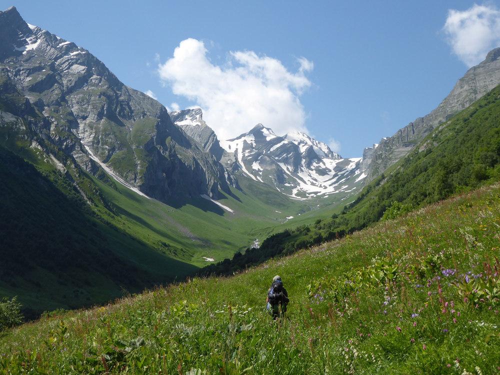 Kaukaz trekking